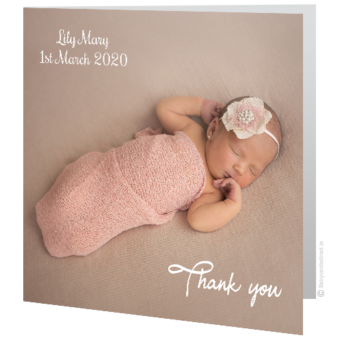 Thank you Cards - View All